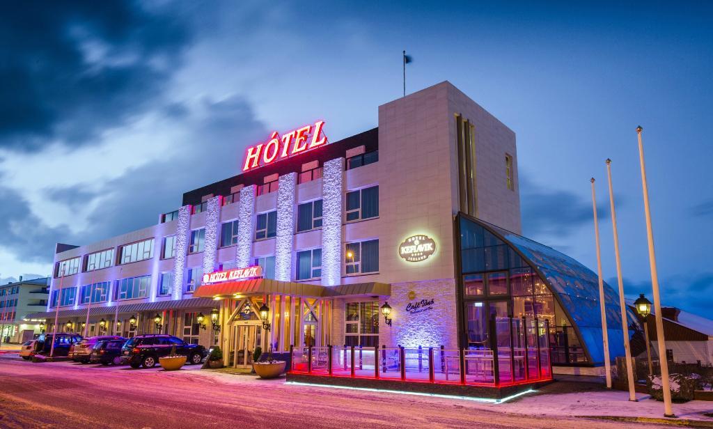 ホテル ケブラヴィーク