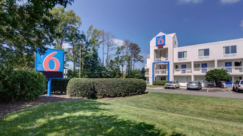 モーテル 6 バージニア ビーチ