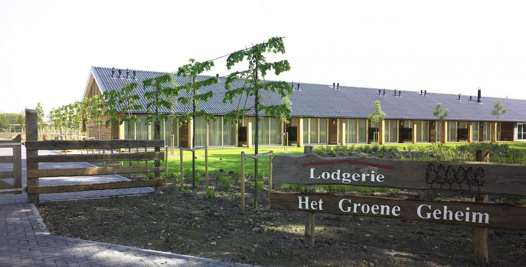 Lodgerie The Green Secret