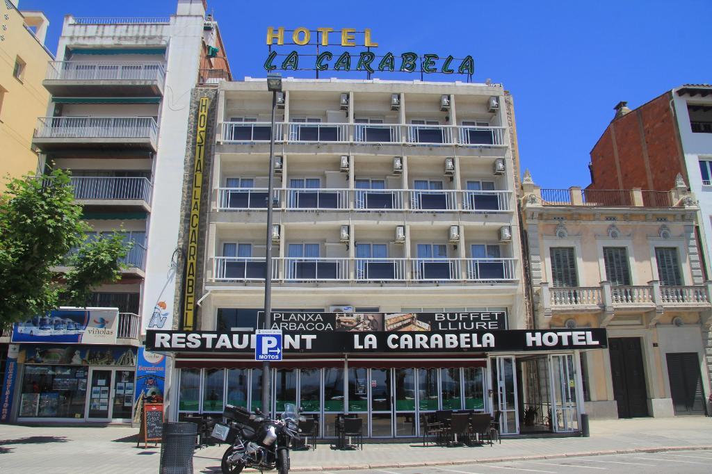 ラ カラベラ ホテル