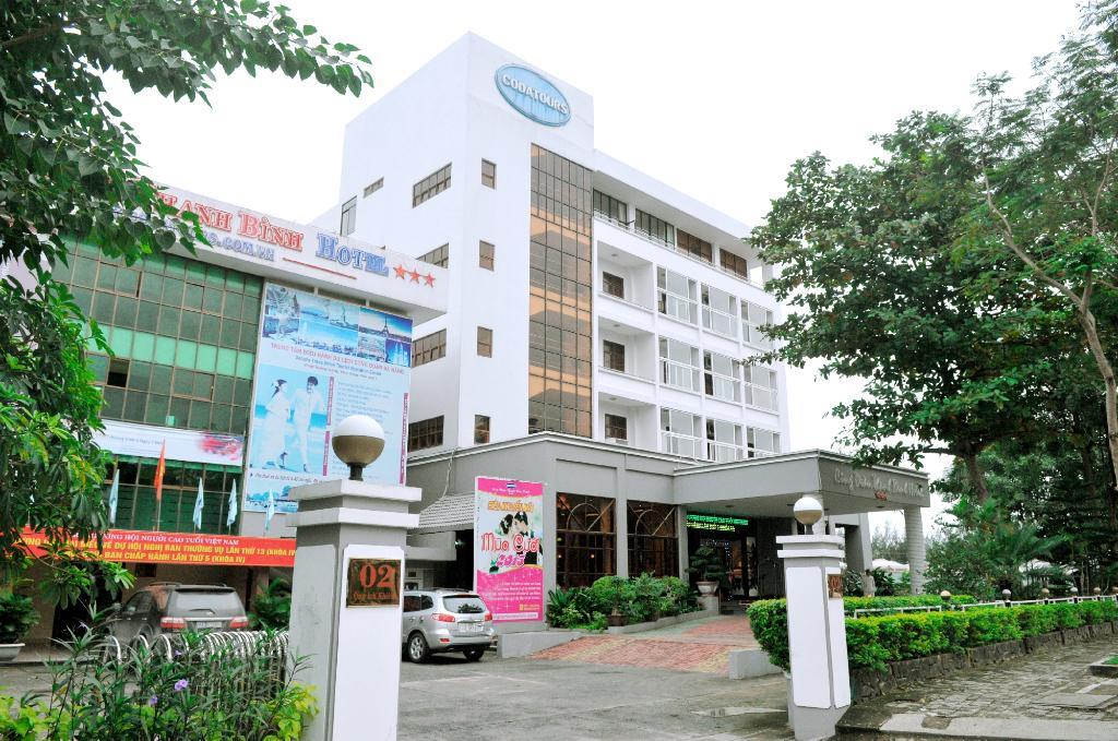 Cong Doan Thanh Binh Hotel Danang