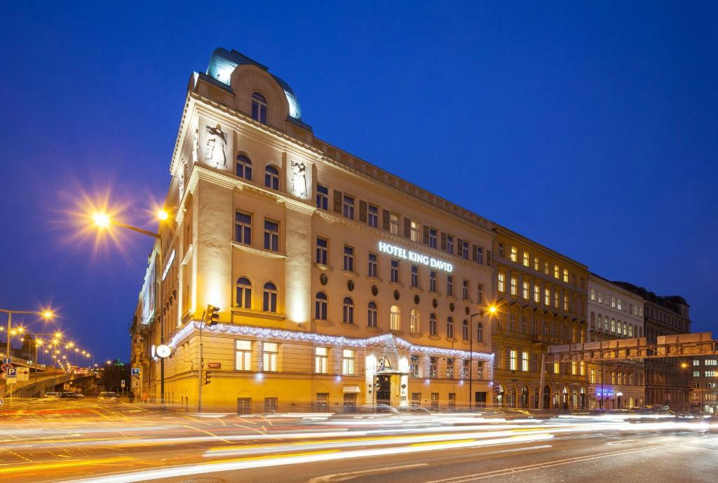 Hotel King David Prague