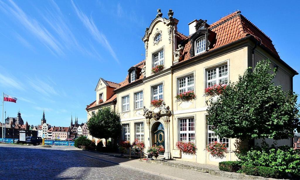 Podewils Hotel