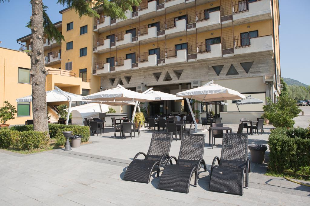Hotel Fontana Olente