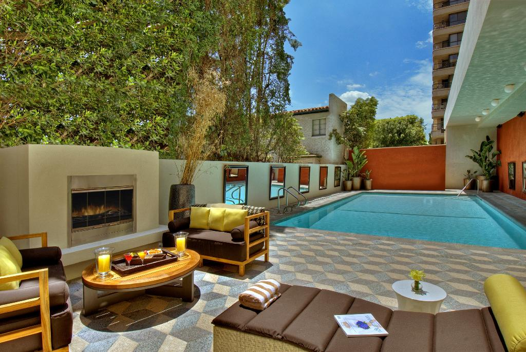 Hotel Palomar Los Angeles - Beverly Hills - a Kimpton Hotel