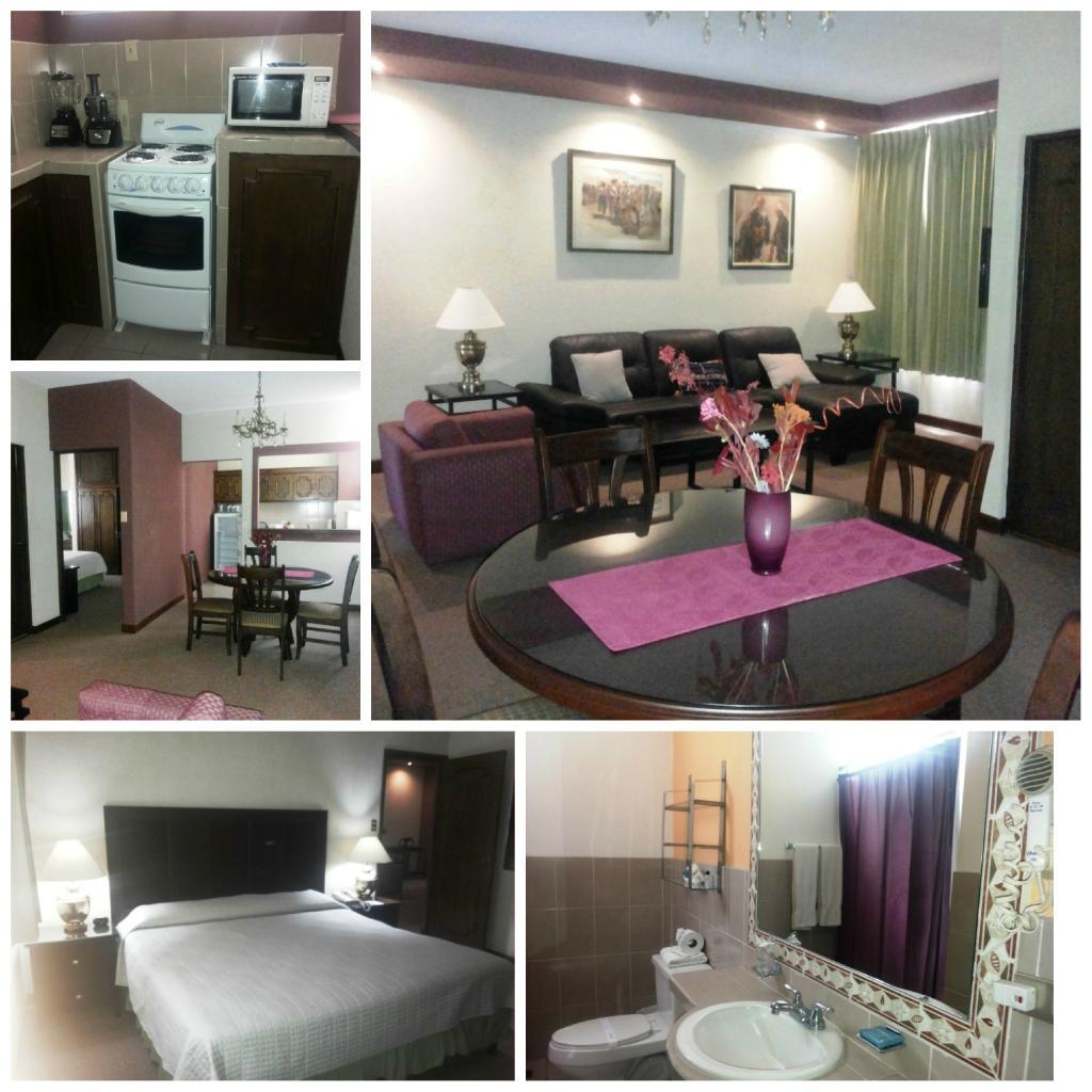 Suites Reforma Apart Hotel