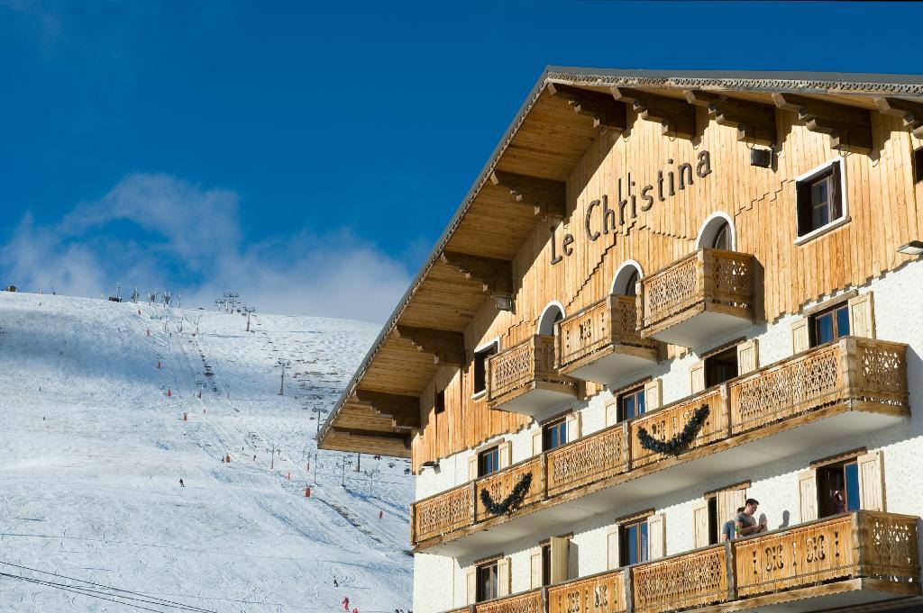 Hotel Le Christina