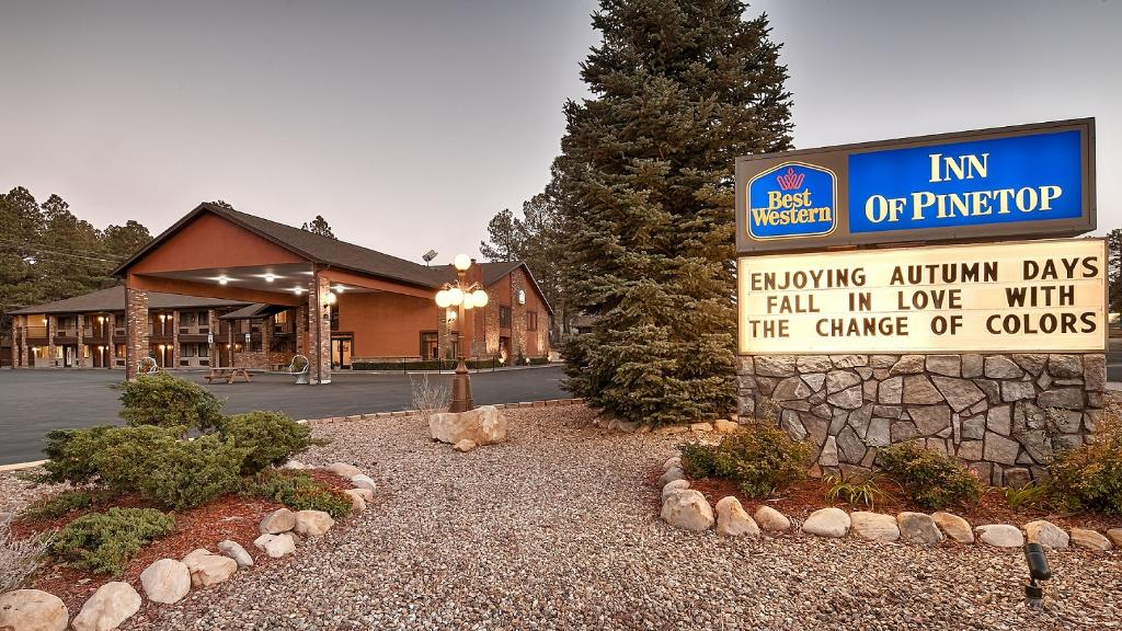 ‪BEST WESTERN Inn of Pinetop‬