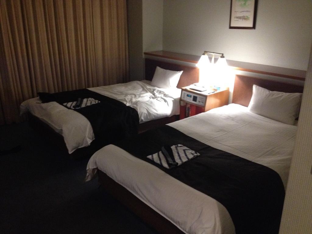 โรงแรมอาป้า ซัปโปโร