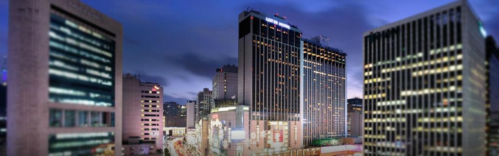 롯데 호텔 서울