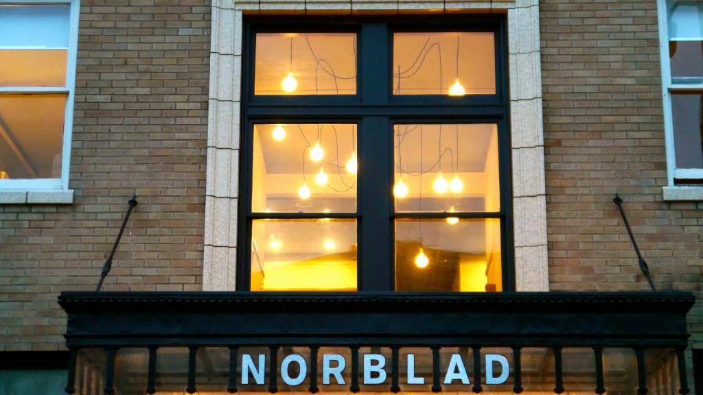Norblad Hotel And Hostel