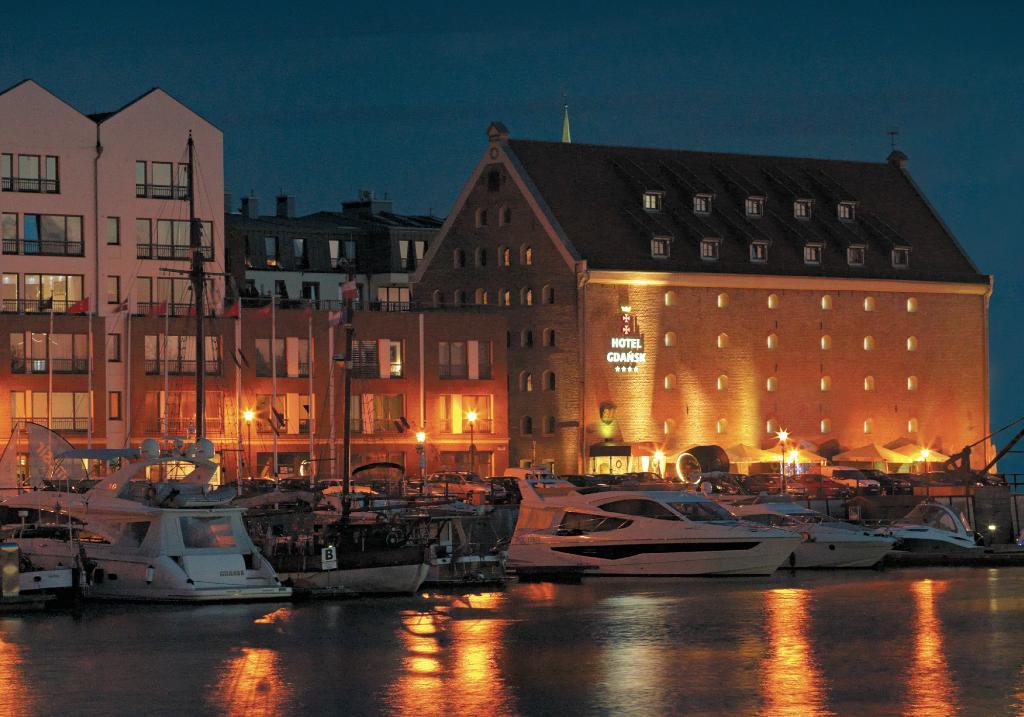 Hotel Gdańsk Superior