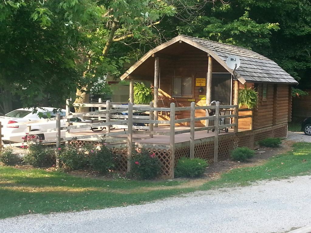 Shelby / Mansfield KOA Resort
