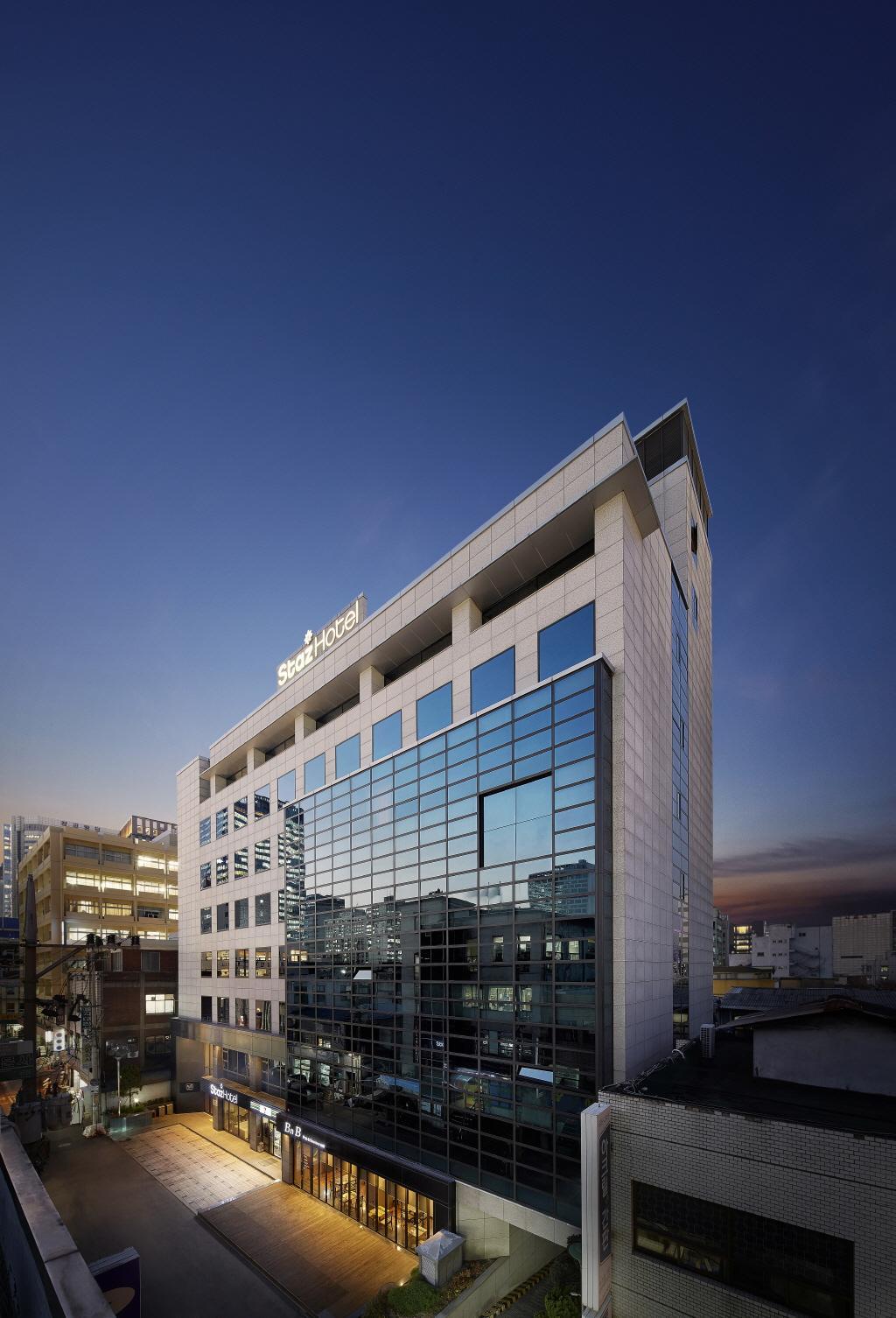 Staz Hotel Myeongdong Ⅰ