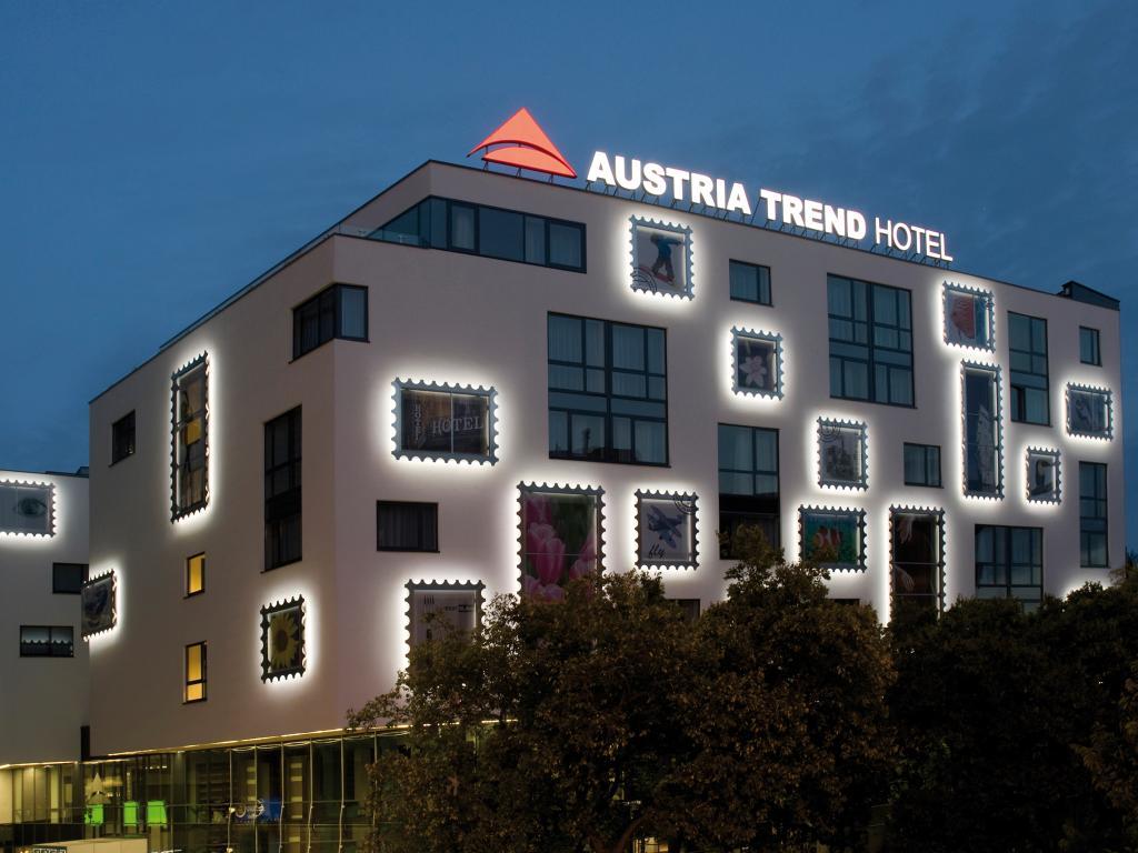 オーストリア トレンド ホテル ブラチスラバ