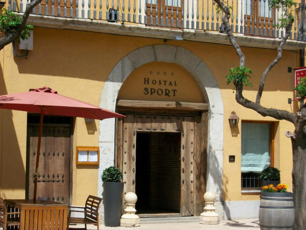 Hotel Hostal Sport