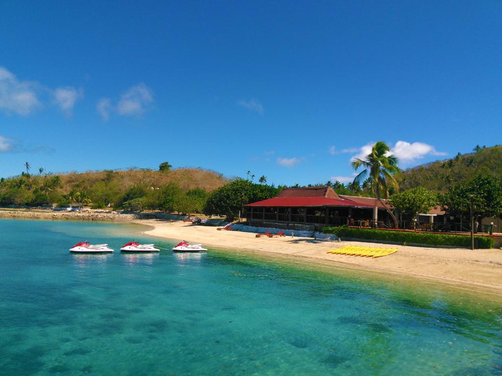 可拉維尤島度假飯店