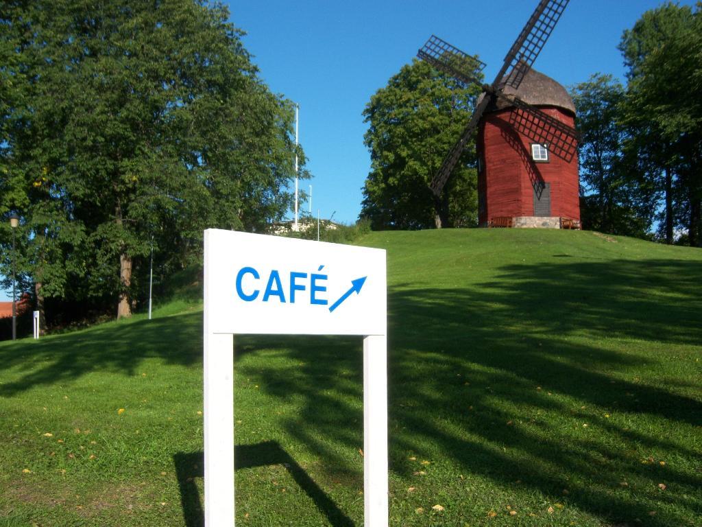 Korskullens Camping, Cottages & Café