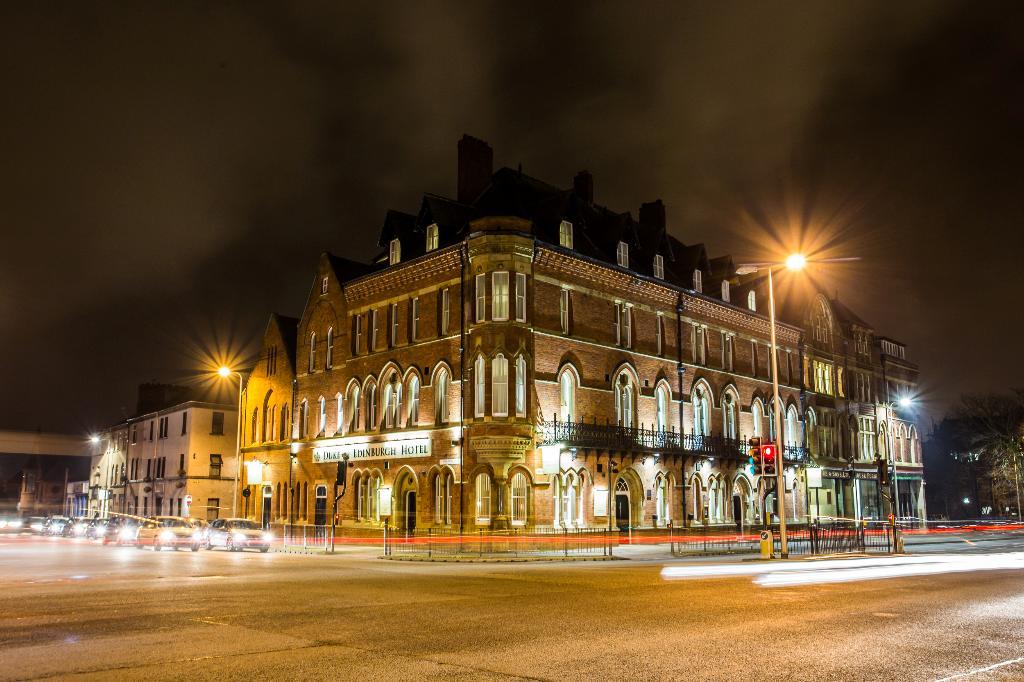 愛丁堡公爵飯店