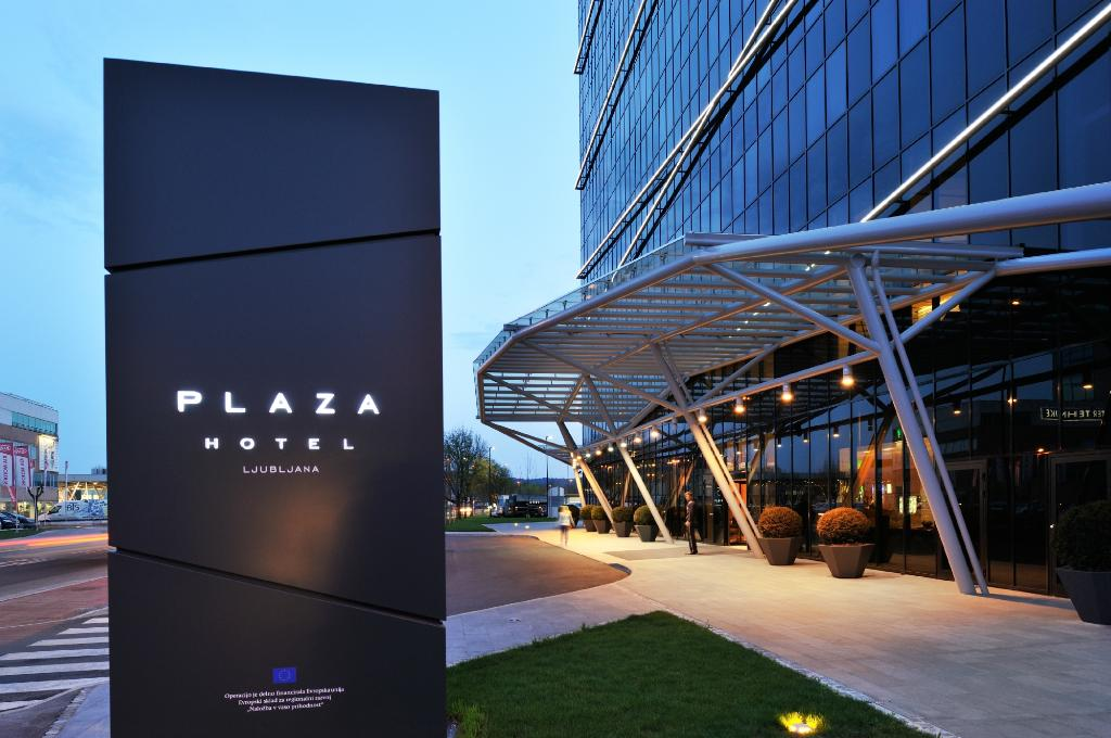 Plaza Hotel Ljubljana