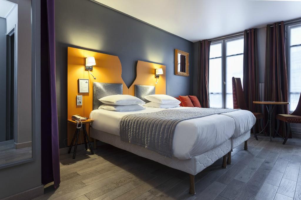 โรงแรมเดอ ฟรองซ์ อินวาลิเดส