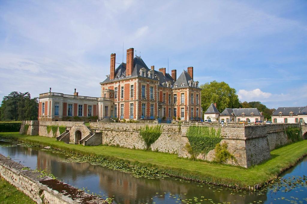Chateau de Marechal de Saxe