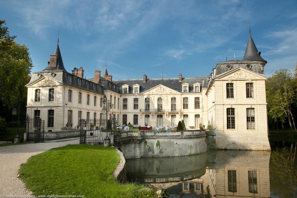 Chateau D'Ermenonville
