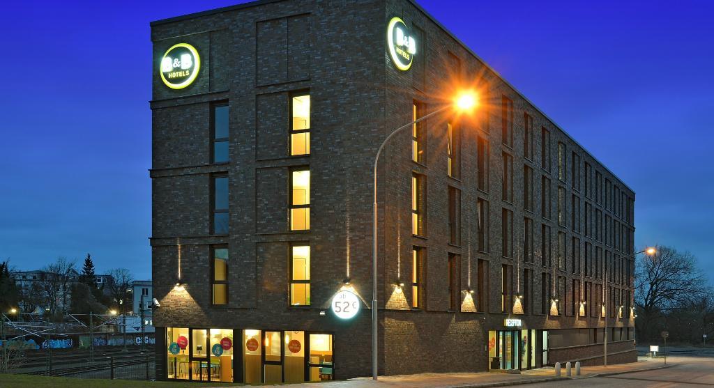 B&B Hotel Lübeck