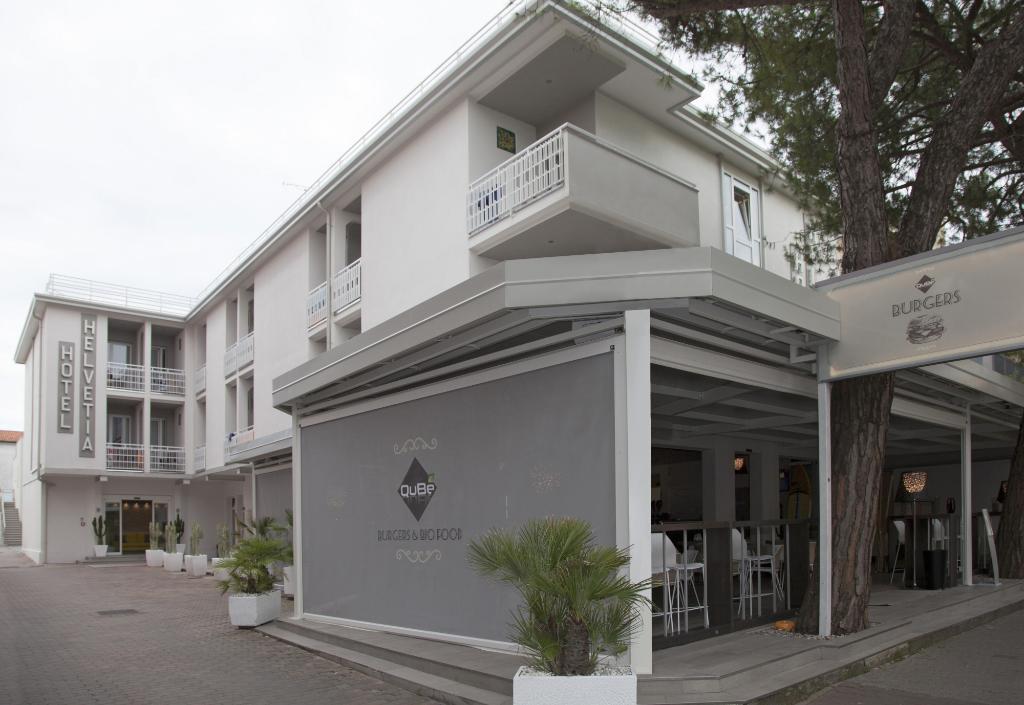 赫爾維希亞飯店