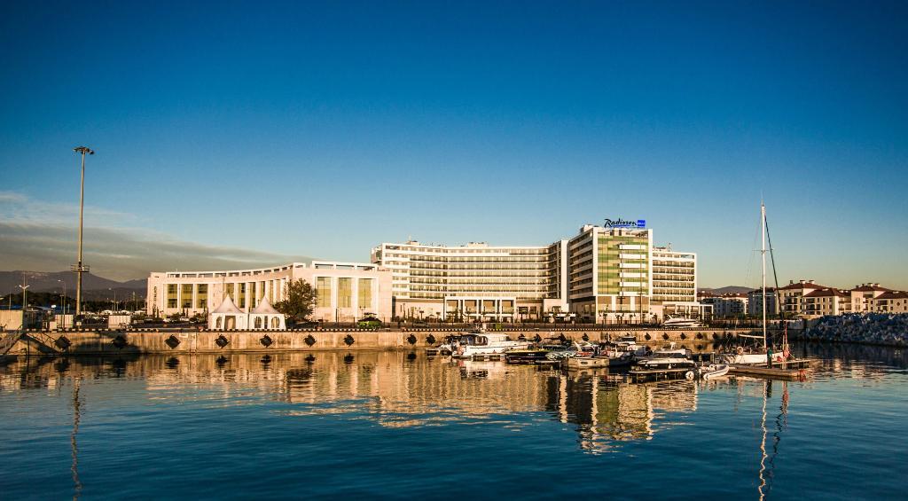 Radisson Blu Resort & Congress Centre