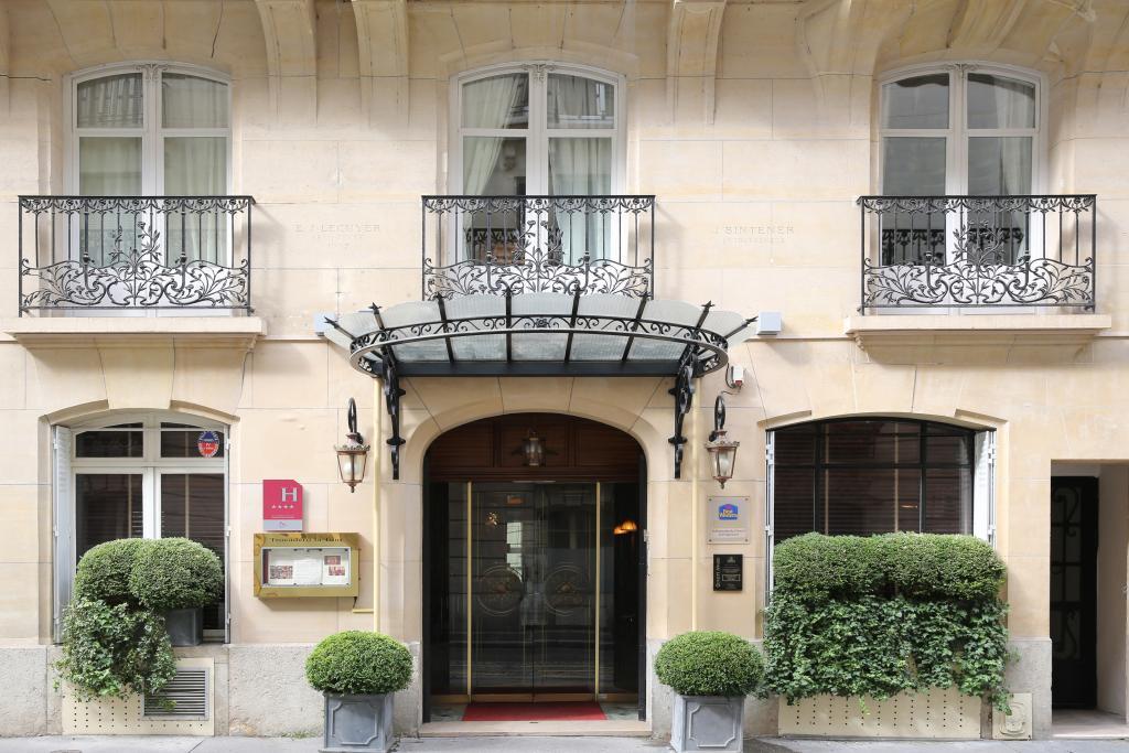 ホテル トロカデロ ラ ツール