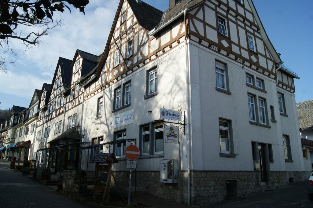 Parkhotel Furstenhof