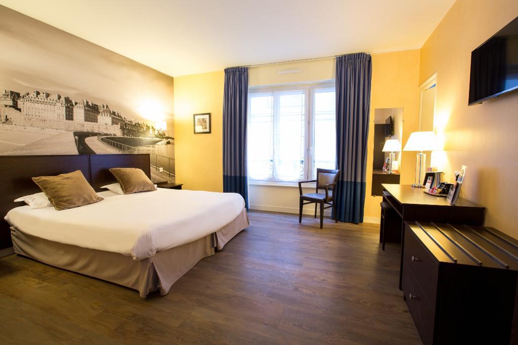 Hotel du Louvre Saint-Malo