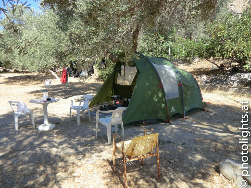 Paleochora Camping