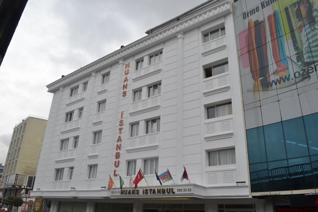 Nuans Hotel Istanbul