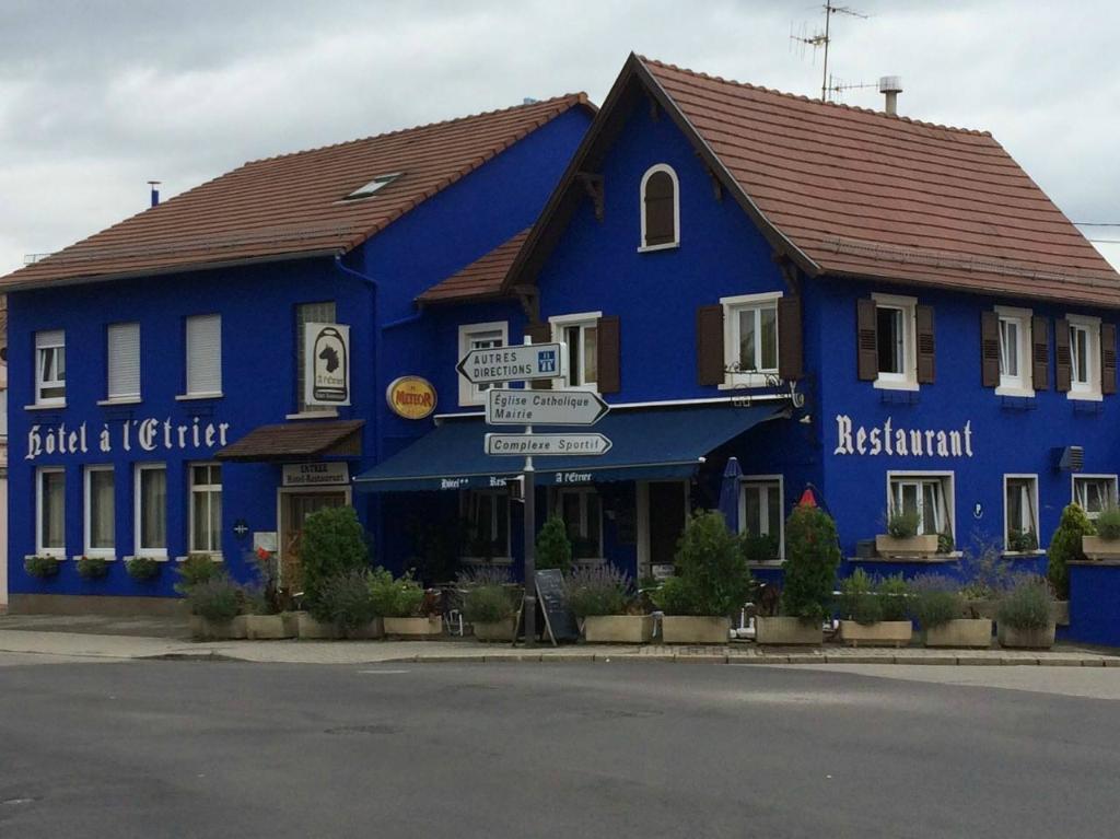 Hotel Restaurant A l'Etrier