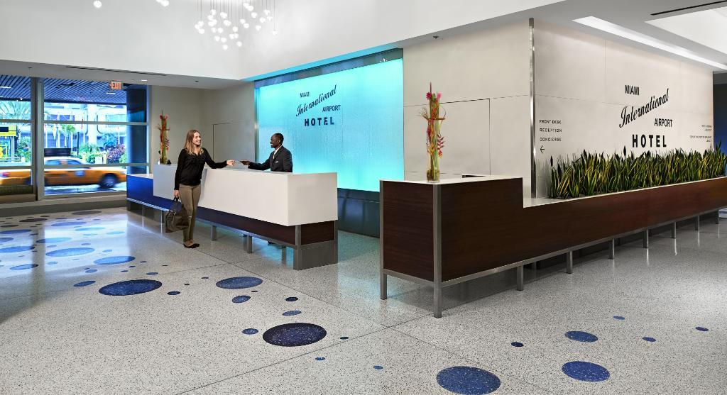 邁阿密國際機場酒店