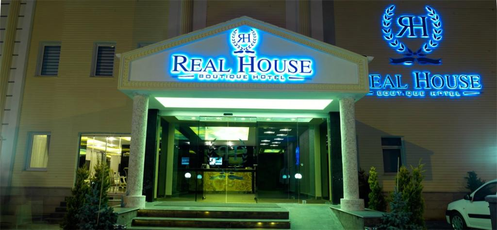 Real House Boutique Hotel