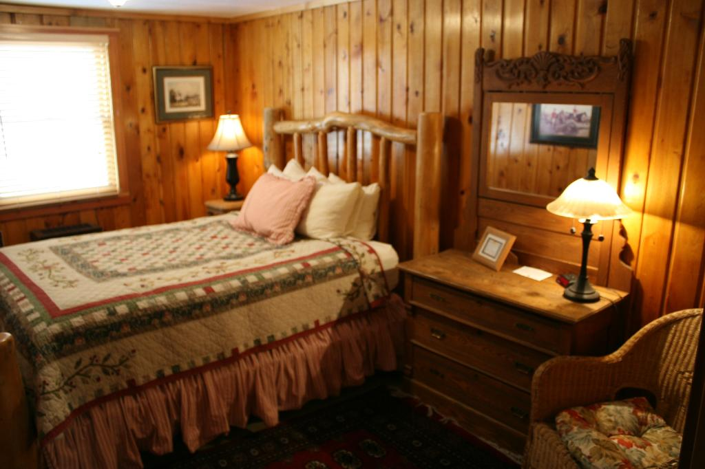 The Silver Fork Lodge
