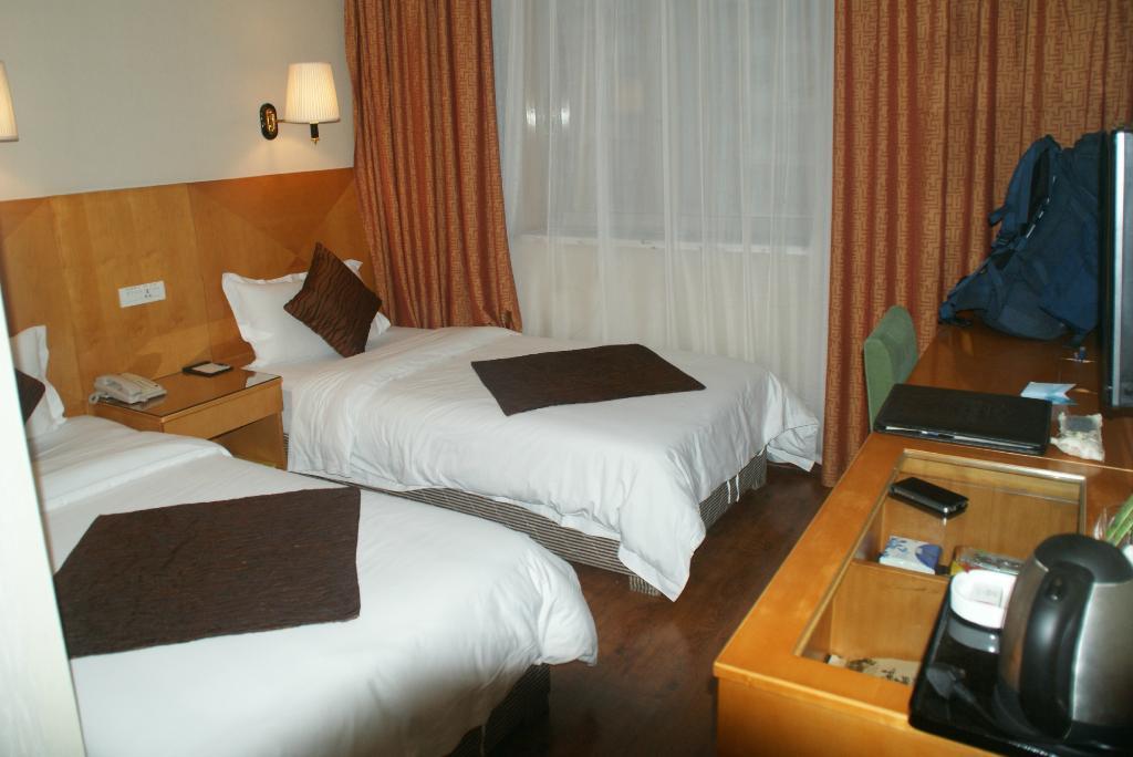 Taiji Business Hotel