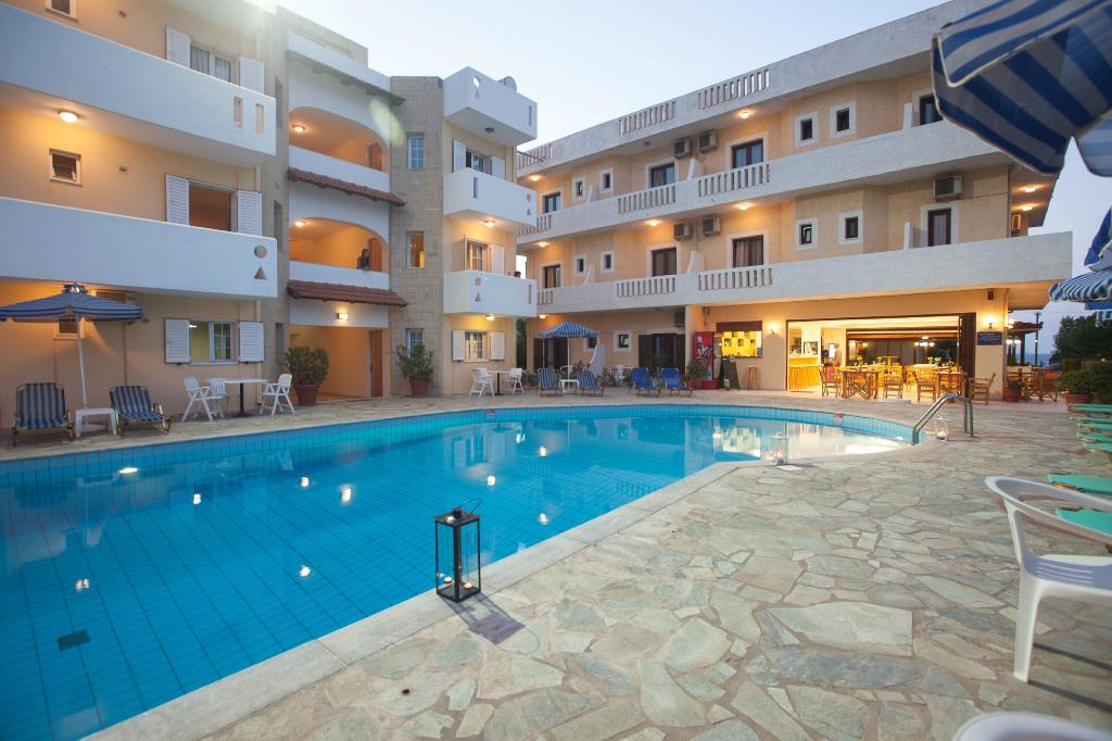 Hotel and Apartments Dimitra