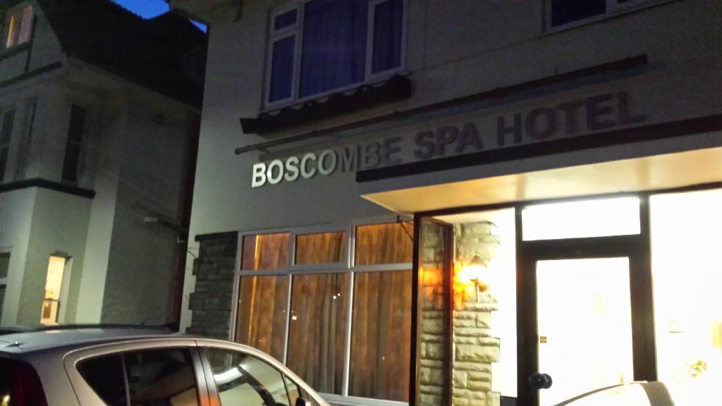 Boscombe Spa Hotel