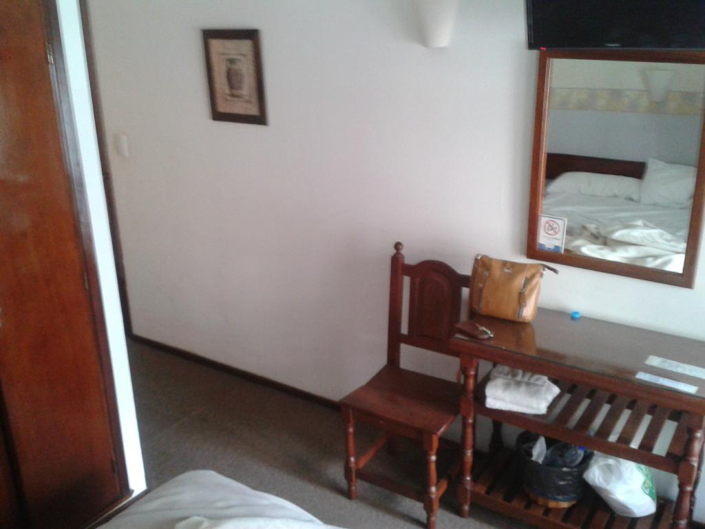 Hotel Neuquen ISSN Mar del Plata