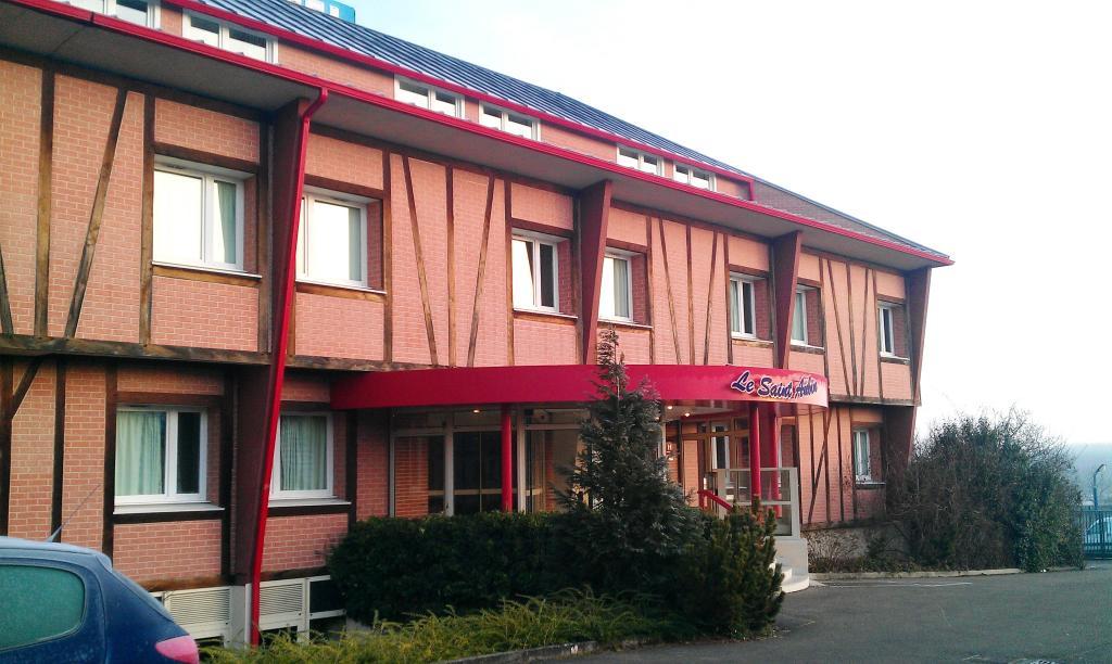 Hotel Le St Aubin