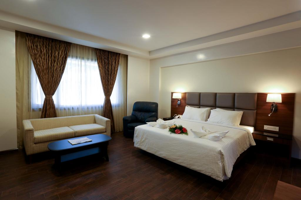Hotel Seetharam Select