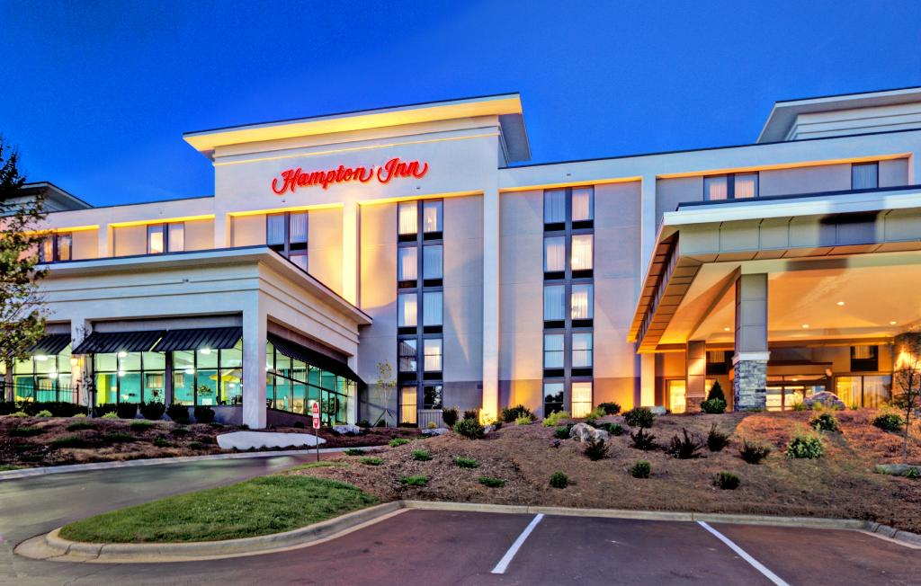 Hampton Inn Asheville - Tunnel Road