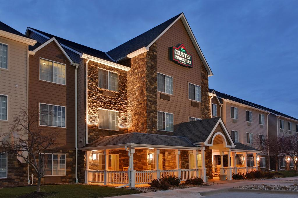 ‪Country Inn & Suites By Carlson, Omaha Airport‬