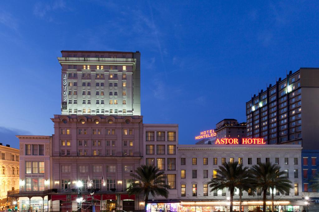 Crowne Plaza Hotel Astor-New Orleans