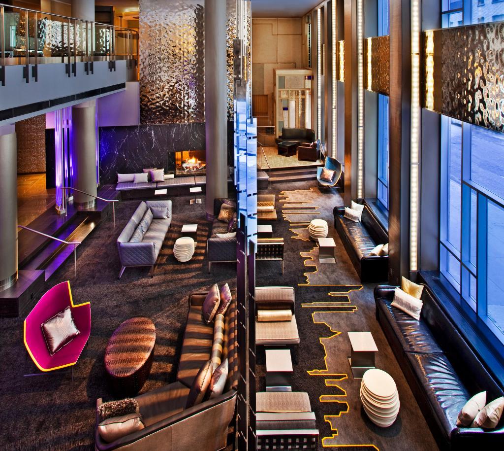 紐約W酒店