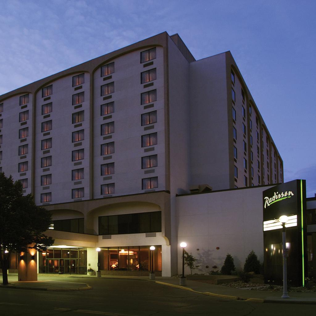 ラディソン ホテル ビスマルク